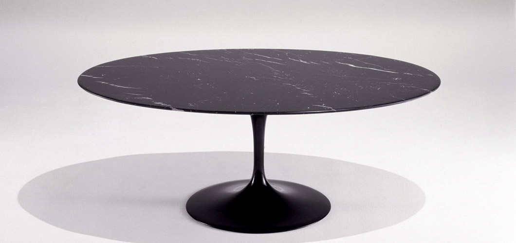 Saarinen Coffee Table 42 Quot Oval Knoll