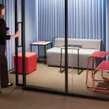 Knoll Open Enclave for Activity Spaces