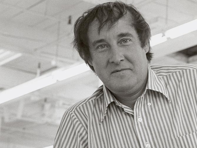 Knoll Designer Warren Platner