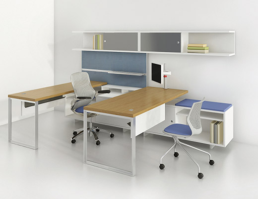Knoll Reff Profiles Progressive Freestanding Office