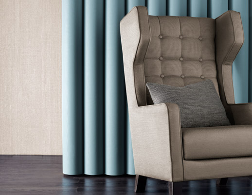 The Hallmark Collection  Panel high-performance 100% vinyl Coated Polyester  Acme Snowcap dyed yarn tri-colored multi-use Pumice Installation Upholstery Recycled Cotton Polyester Acrylic Ember Calypso Juno KnollTextiles Stain Repellent Microban