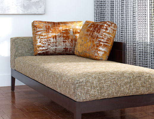 KnollTextiles renaissance collection metallic sheen screen printed Chiseled upholstery pattern texture large-scale organic 90000 double rubs high performance network drapery embroidered embroidery flame retardant trevira cs polyester backdrop room divider