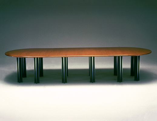 Pascal Racetrack Conference Table