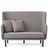 rockwell unscripted highback settee