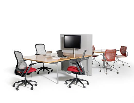 Knoll Antenna Workspaces Media Enclave