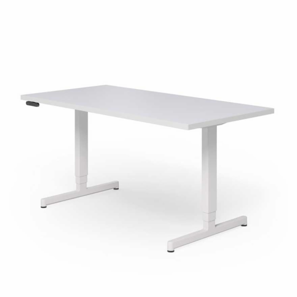 "Pixel<sup>™</sup> Height‑Adjustable  Desk - 60"" x 36"" T‑Leg"