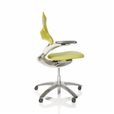 Generation by Knoll in Lemongrass green