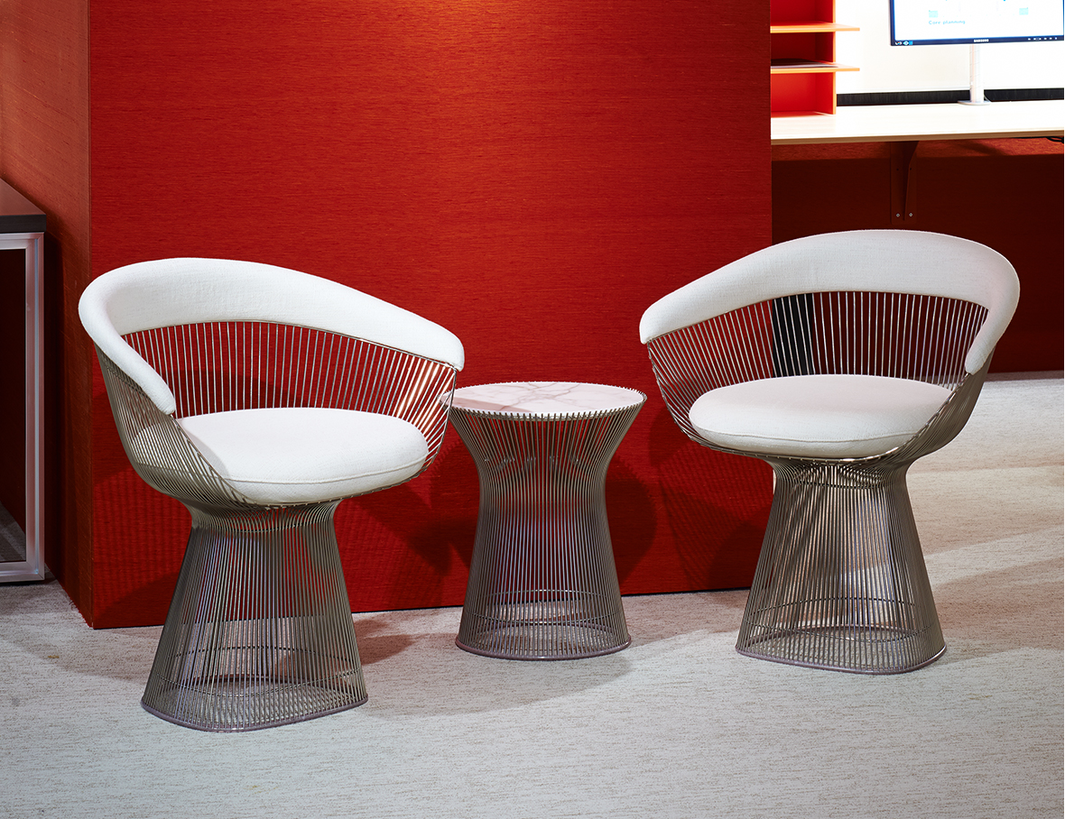 Platner Arm Chair | Knoll