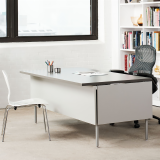 Knoll Antenna Workspaces Private Office and Generation Chair
