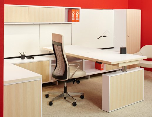 Reff Profiles Height Adjustable Desks And Peninsulas Knoll