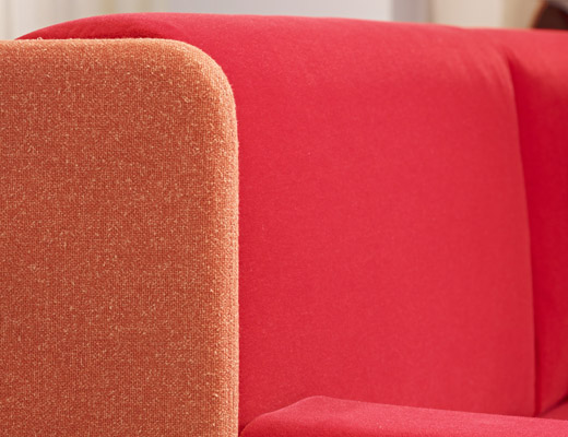 Lounge Collection by Pierre Beucler and Jean-Christophe Poggioli in Cornaro and Knoll Felt