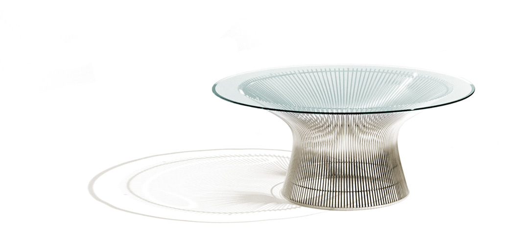 Knoll Platner Coffee Table by Warren Platner