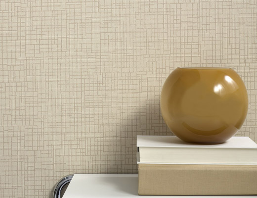 Parkway Wallcovering by KnollTextiles