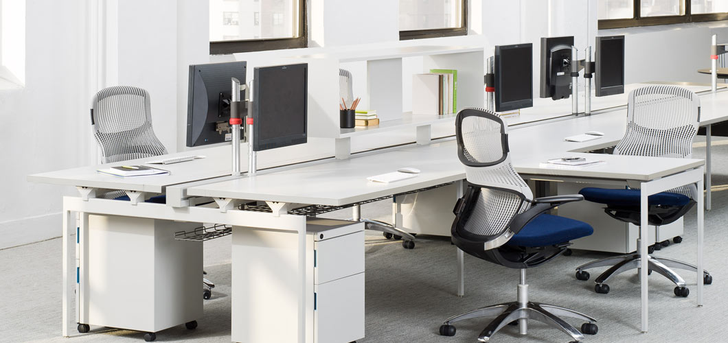 Antenna Workspaces Open Plan Office System Knoll