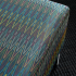 KnollTextiles craft work collection on point upholstery bleach cleanable flame stitch