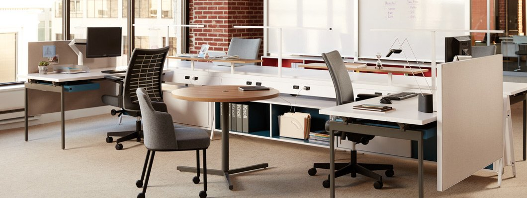Discover Knoll Systems and Workstations