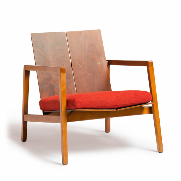 Lewis Butler Model 645 Lounge Chair