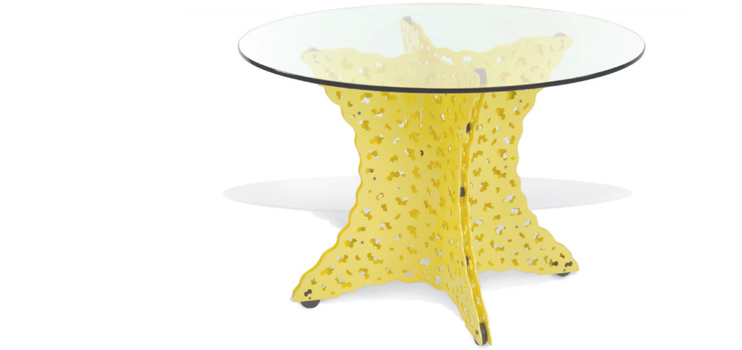 Knoll Topiary Dining Table by Richard Schultz