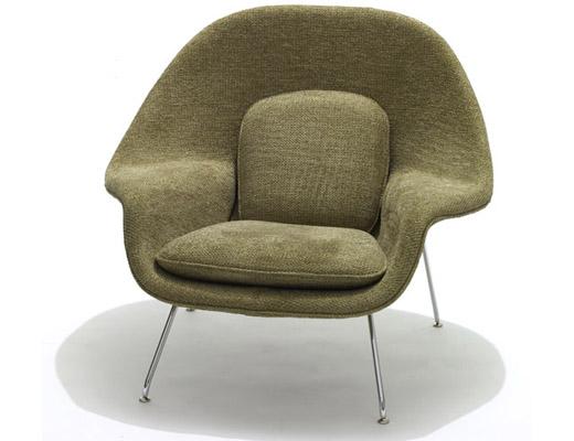 knoll saarinen womb chair