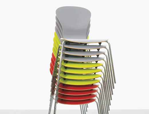 Sprite Stacking Chair Armless