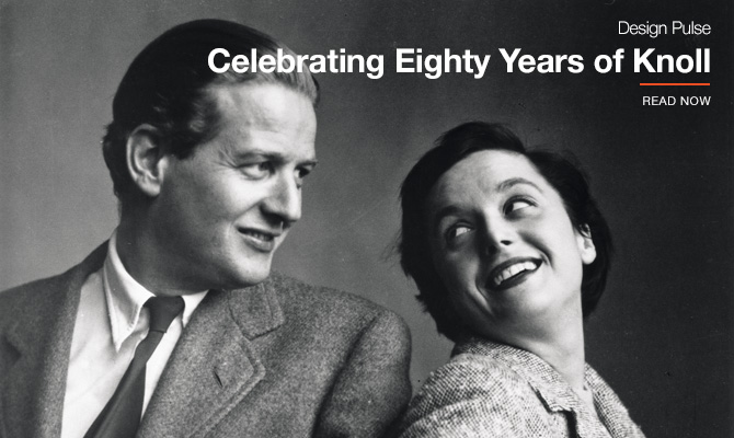 Celebrating Eighty Years of Knoll
