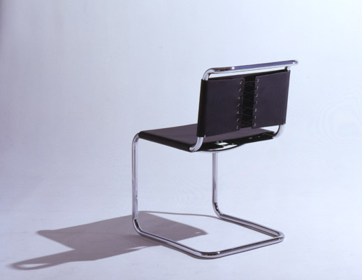 Ufficio Tecnico Cantelevered Dining Side Chair