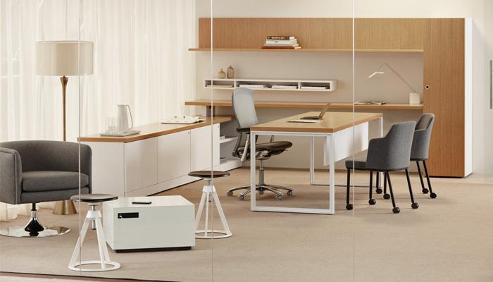 Antenna® Private Office; Reff Profiles® Private Office