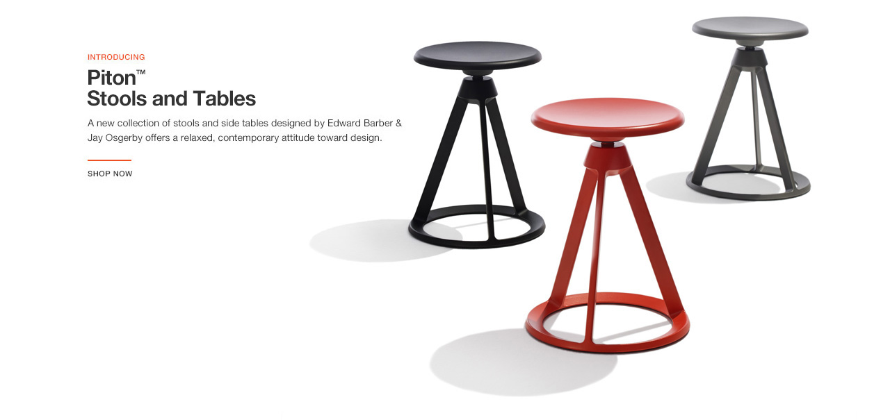 Introducing Piton Stools and Tables