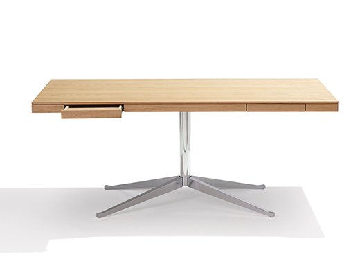 KnollStudio Florence Knoll Wood Desk