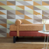 The Clever Collection | Tempest and Buzz Upholstery  Fraction Wallcovering