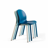 Olivares Aluminum Chair for Knoll