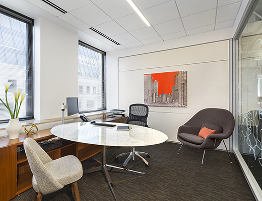 Knoll Corporate Concepts Private Office