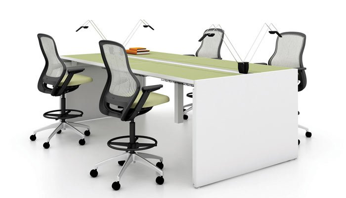 Perfect For Alternative Meeting Spaces Cafes And Collaborative Areas Standing Height Tables Introduce Functional And Aesthetic Variety To The Office