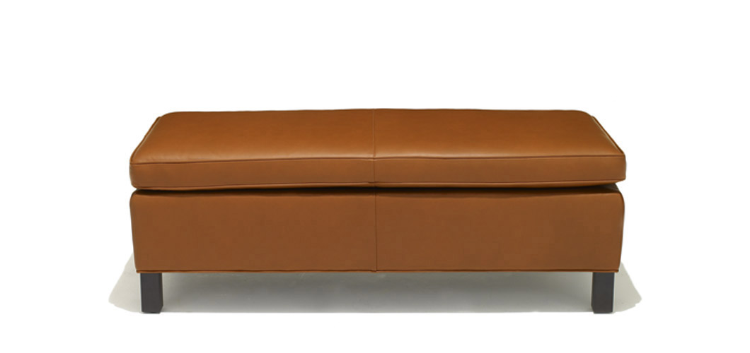 Knoll Mlies Krefeld Bench by Ludwig Mlies van der Rohe