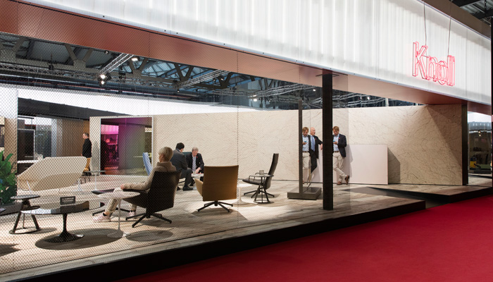 """This is Knoll"" Salone del Mobile 2016"