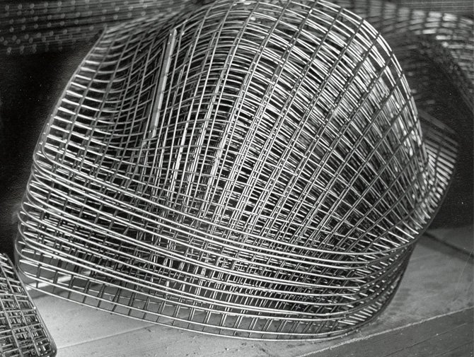 Bertoia diamond chair - Bertoia Diamond Chair Knoll
