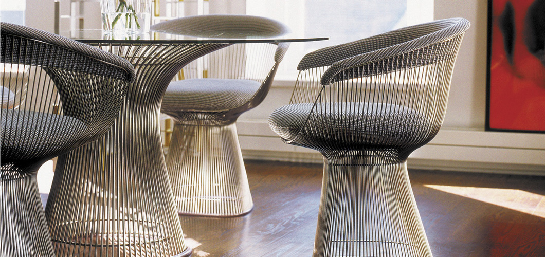 Platner Dining Table Knoll : 53951060x500 from www.knoll.com size 1060 x 500 jpeg 317kB