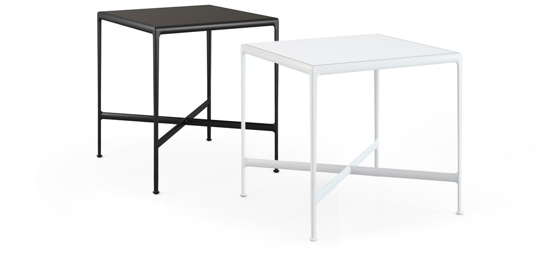Knoll 66 Collection High Dining Table by Richard Schultz
