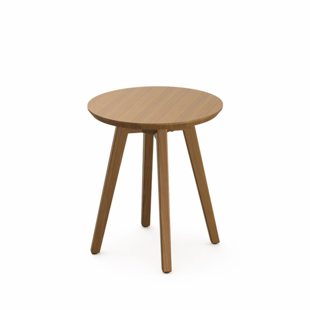Risom Outdoor Side Table - Round