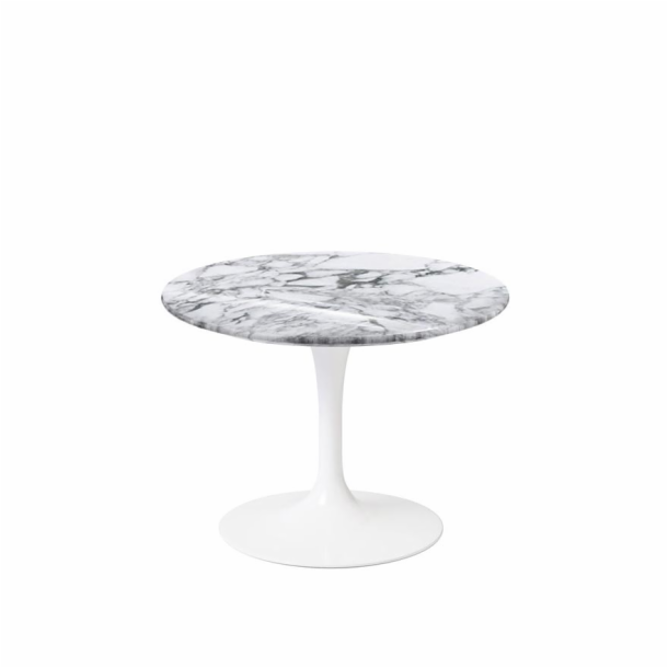 "Saarinen Side Table - 20"" Round, Low"