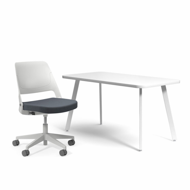 Rockwell Unscripted<sup>®</sup> Easy Table - with Chair