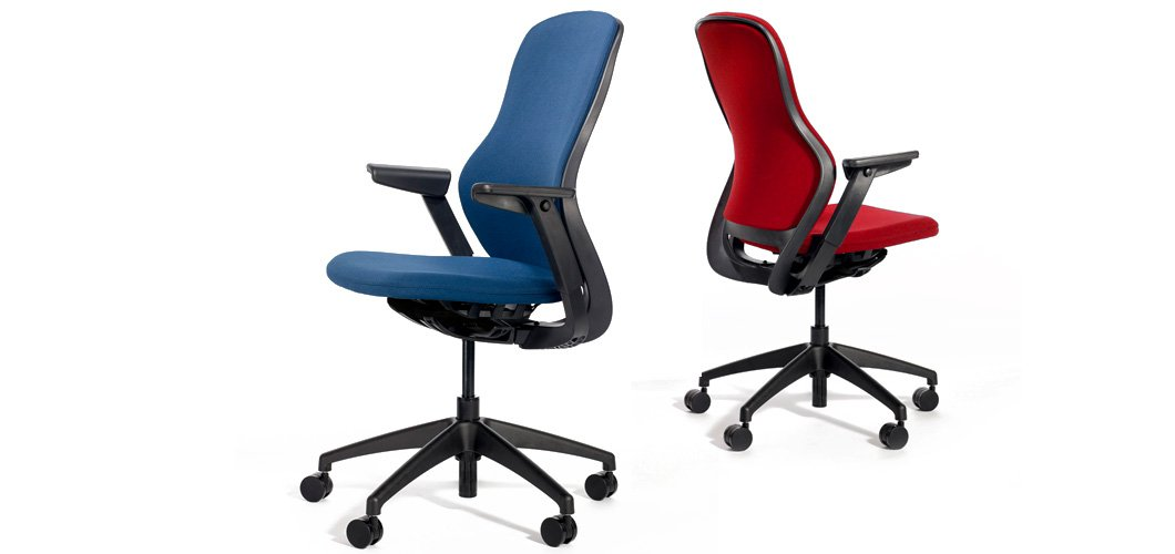 ReGeneration by Knoll Flexible Upholstered Ergonomic Office Chair