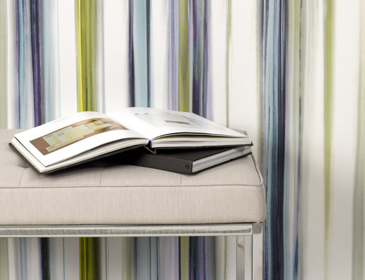 Sway wallcovering by Trove for KnollTextiles