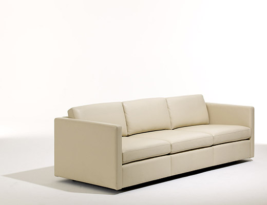 Pfister Sofa And Ottoman Knoll