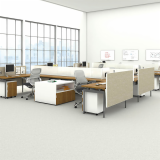 Knoll Antenna Workspaces Linked Desks
