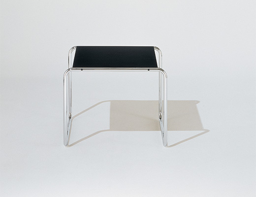 Knoll Black Breur Laccio Tables