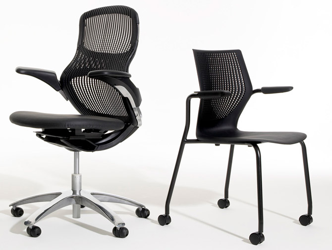 Knoll Formway Design MultiGeneration Product Development Archival Image
