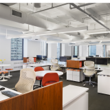 Knoll Corporate Concepts Open Plan Workstations