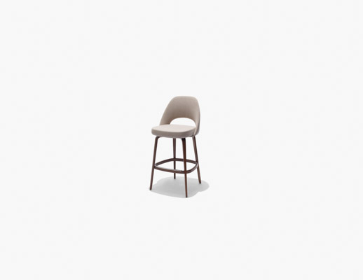 saarinen executive barstool knollstudio