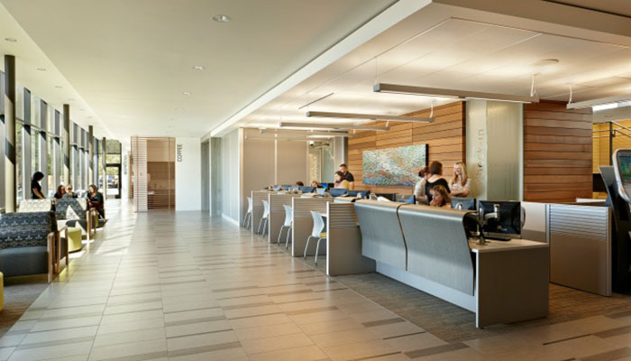 Knoll Projects Receive IIDA Healthcare Interior Design Award Honors